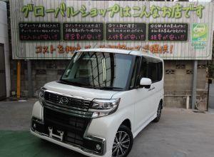 ダイハツ タント カスタム X トップエディション SAⅢ 新車