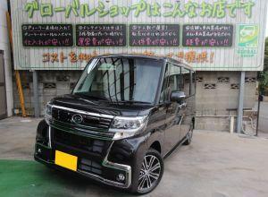 ダイハツ タント カスタム RS トップエディション SAⅢ 新車